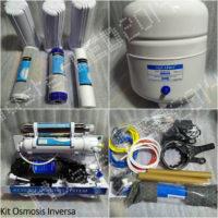 Sistema de filtración Osmosis Inversa